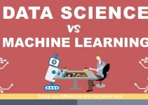compare data science and machine learning