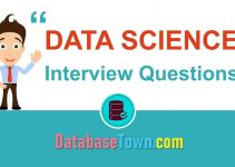 data science interview questions