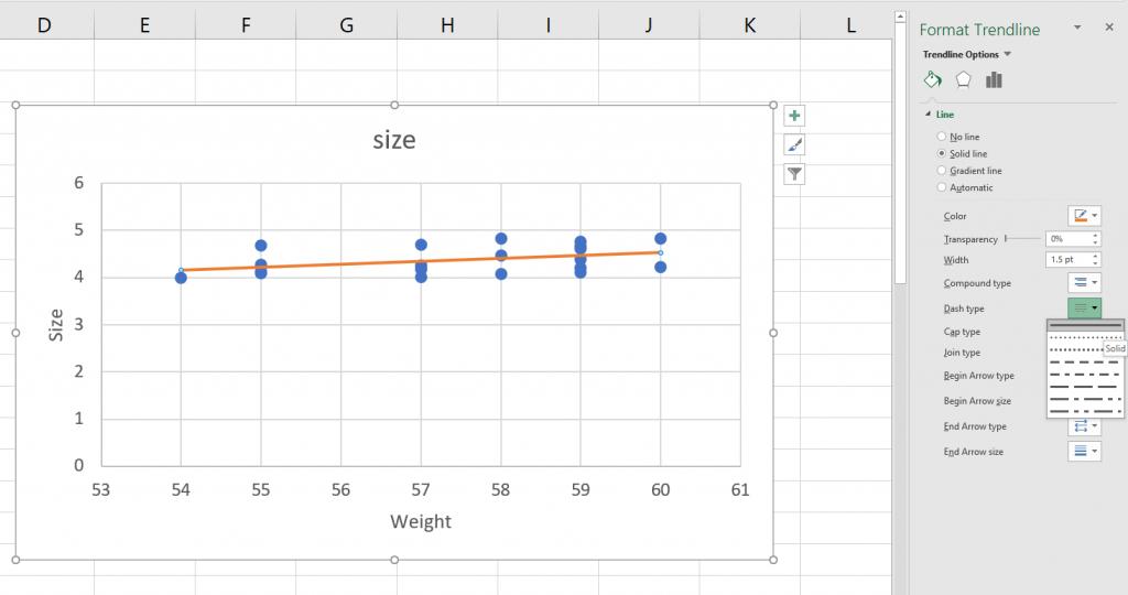 linear-regression-graph