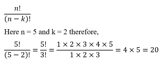 factorial example