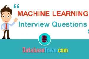 machine learning interview questions and answers